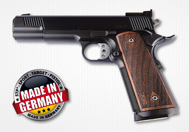 SENTRY 5.0/6.0 · STP by Prommersberger · Premium-Waffen · Sportpistolen