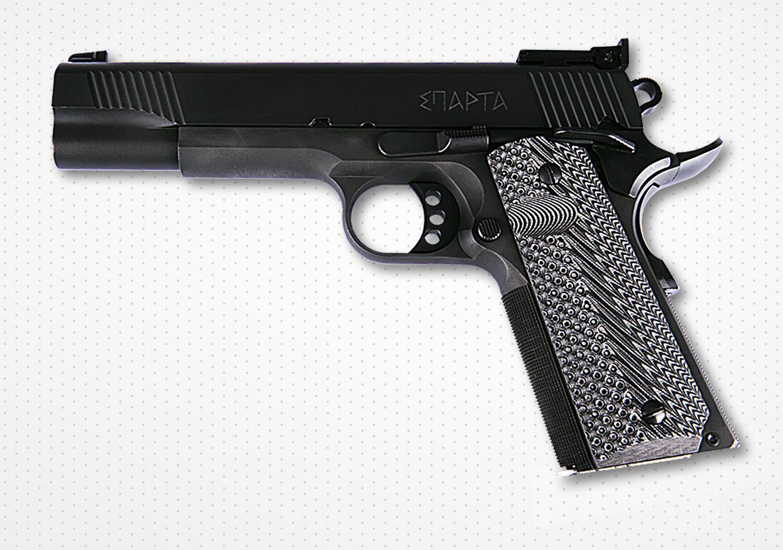 SPARTA 5.0/6.0 · STP by Prommersberger · Premium-Waffen · Sportpistolen